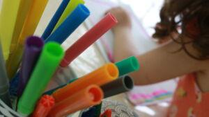caneta de cor